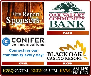 Fire Report Sponsors